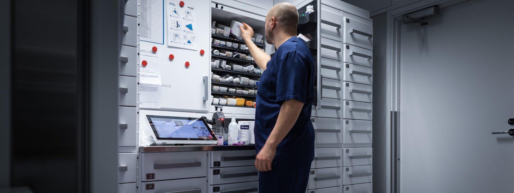 TIEDOTE: NewIcon avaa osakeannin – tähtäimessä aimo siivu miljardien eurojen arvoisesta lääkehuollon automaation markkinasta