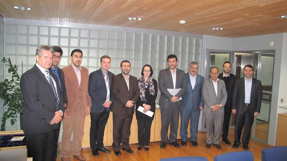 Press Release: Iran Interested in Finnish Health Technology