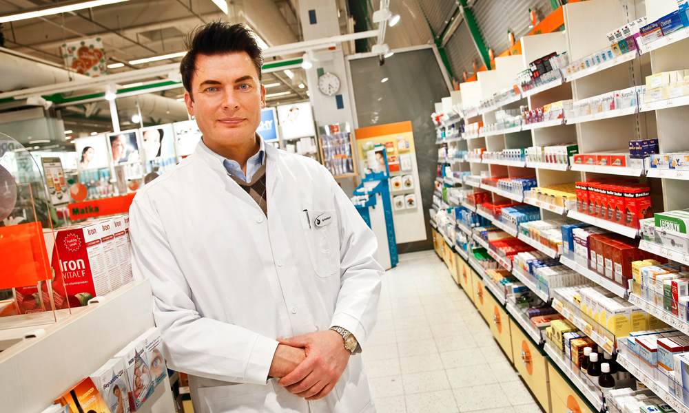 "Pharmacist Janne Leino: ""Iso-Fixu has worked like a dream"""
