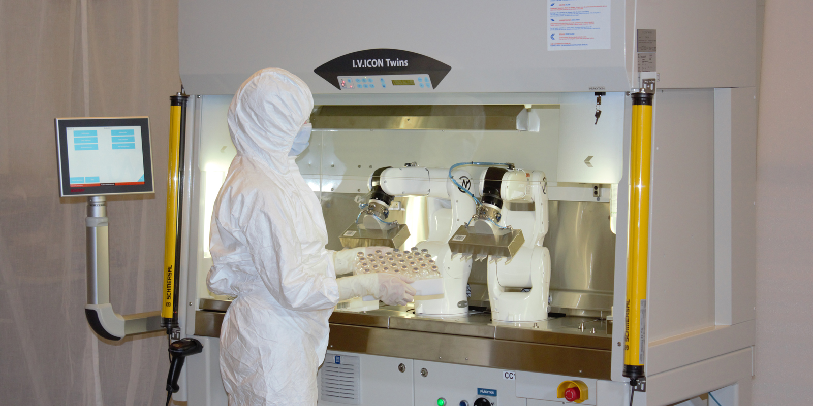 Pharmacy Automation Compounding System Newicon