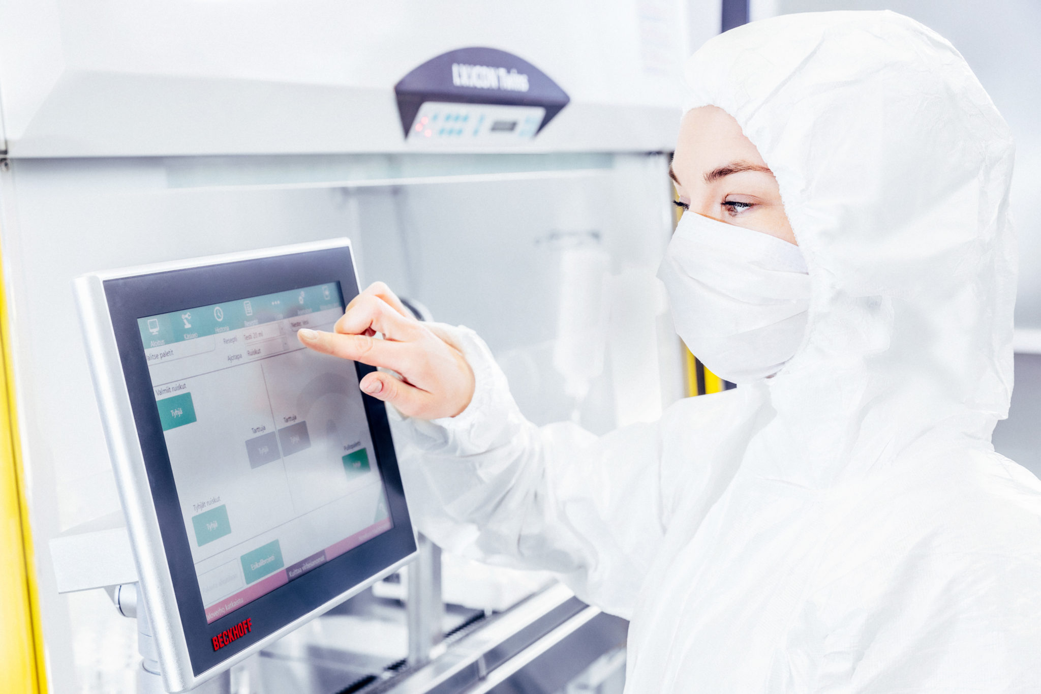 Helsinki University Hospital acquires automation system for its centralized compounding process