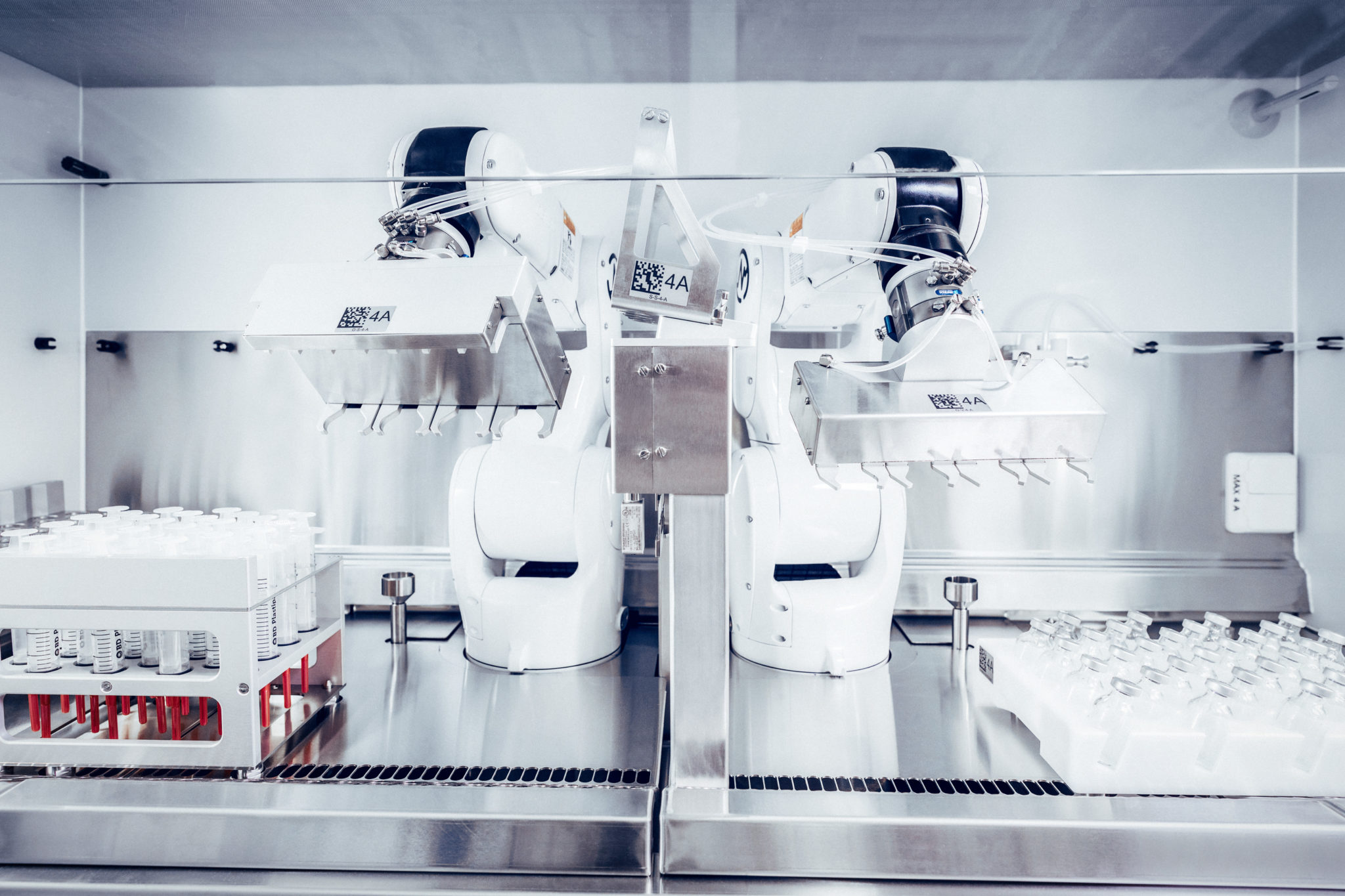 IV ICON Twins compounding system