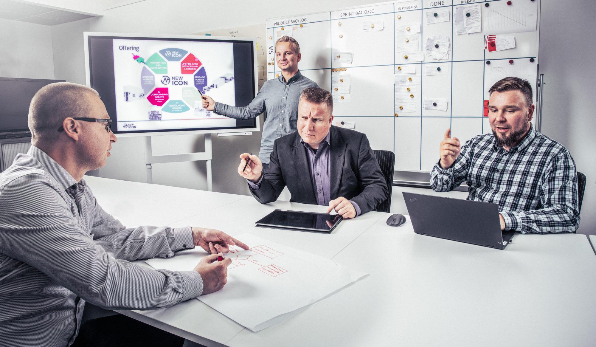 Lean-innostus leviää NewIconilla, nyt vuorossa ohjelmistokehitys