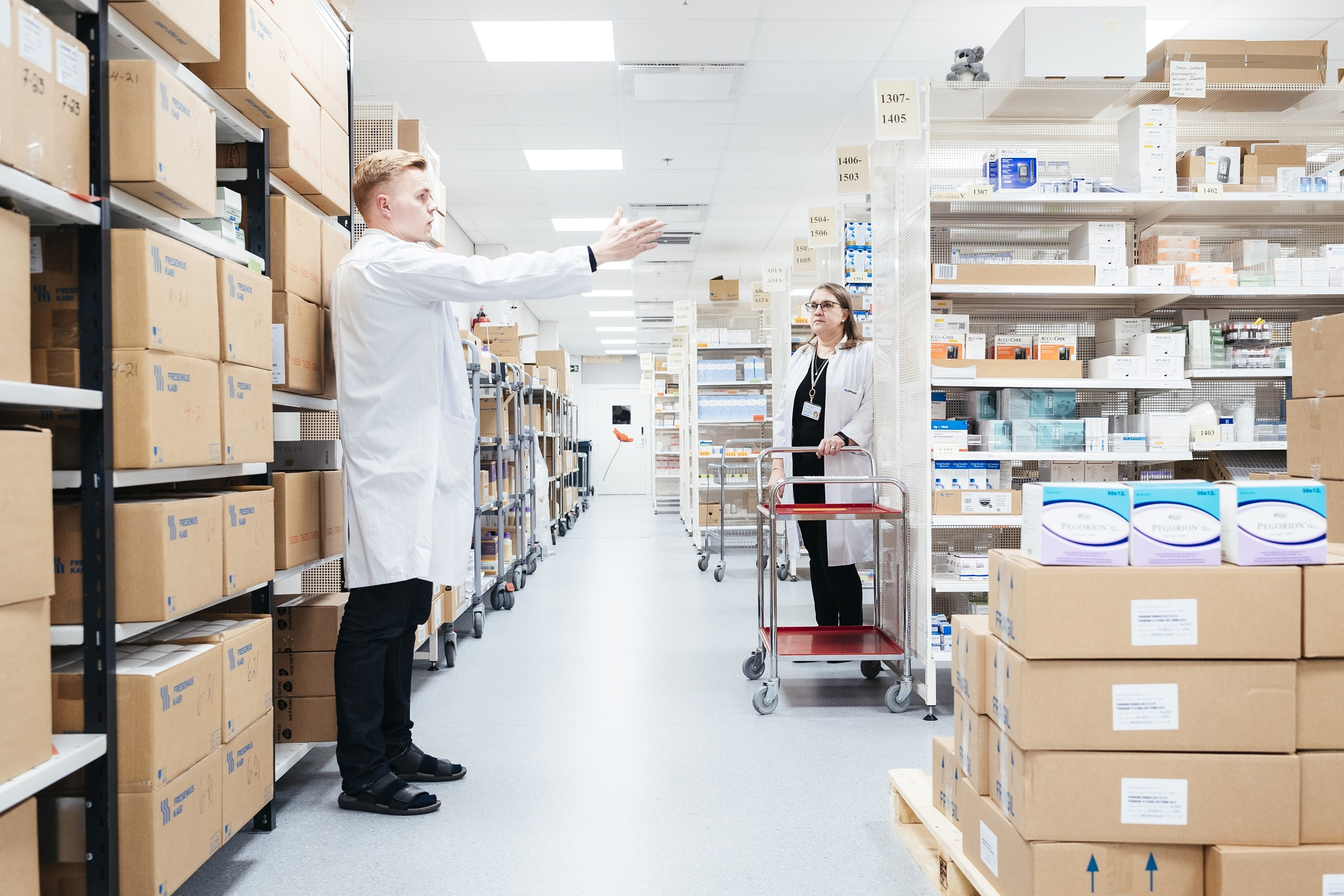 Tampere University Hospital to obtain the world's largest automated dispensing system: Acquisition based on safety, efficiency and reliability of medicine supply