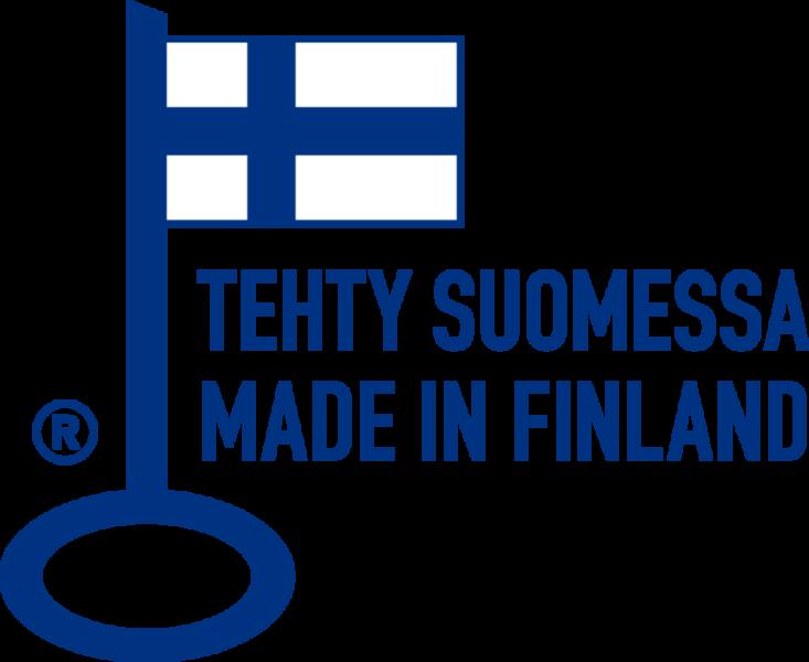 The Key Flag Symbol for Finnish Work