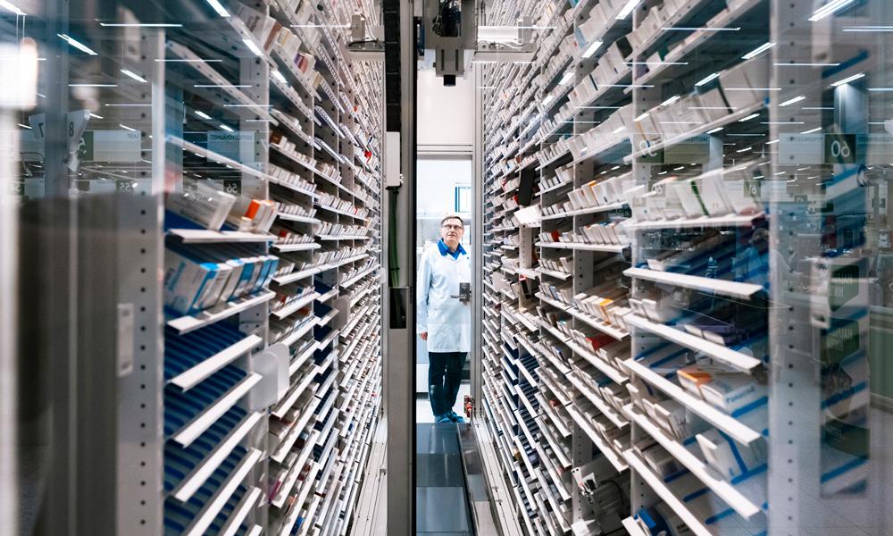 Lisätuloja lääkevarmennuksen automatisoineelle Lielahden apteekille