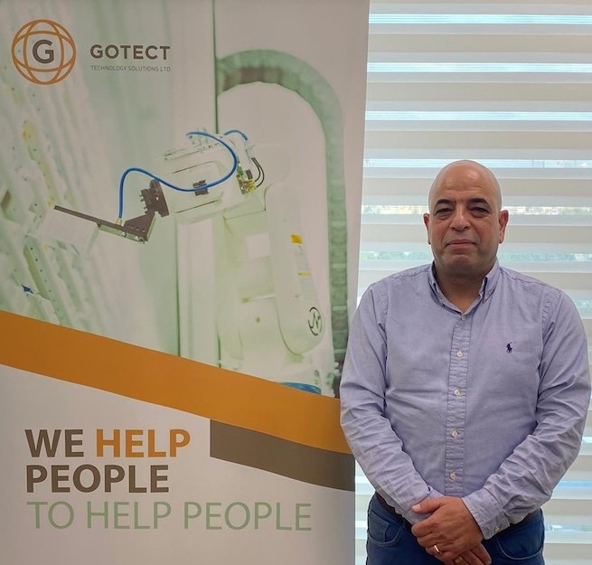 Gotect, NewIcon's distributor in Israel: A partnership that immediately hit the right note